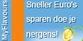 MyFlavours.nl snel euro sparen
