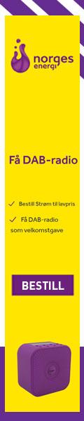 Norges Energi - Vinn DAB Radio