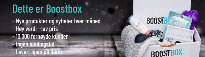 BoostBox
