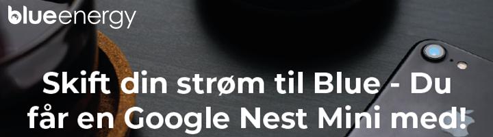 Blue Energy - Google Nest Mini