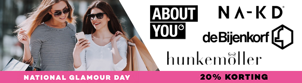 National Glamour Day 2019 banner-0