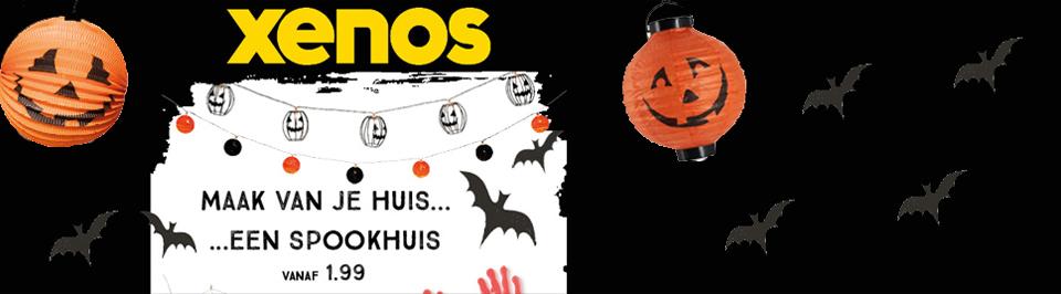 Shop alles voor Halloween met korting en cashback banner-1