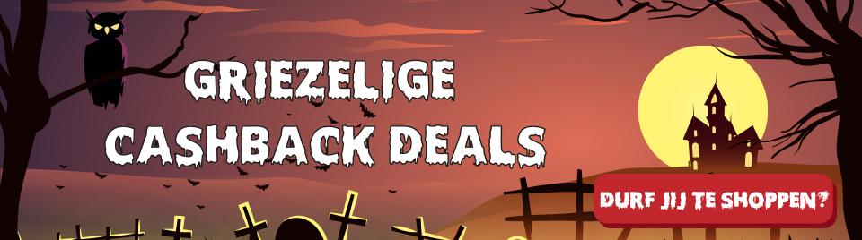 Shop alles voor Halloween met korting en cashback banner-0