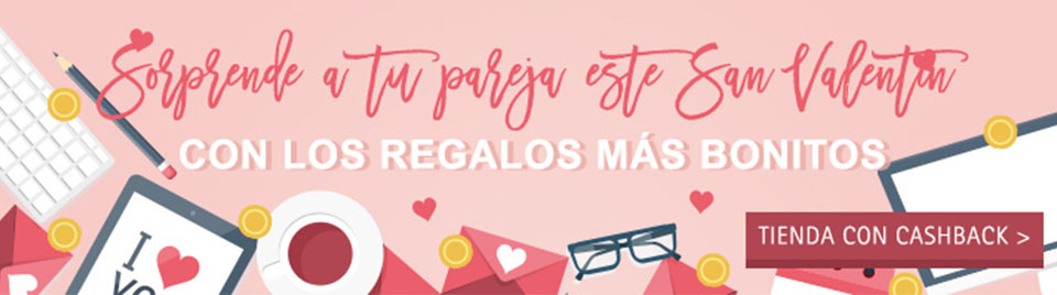 El romanticismo llega con Cashback para San Valentín banner-0