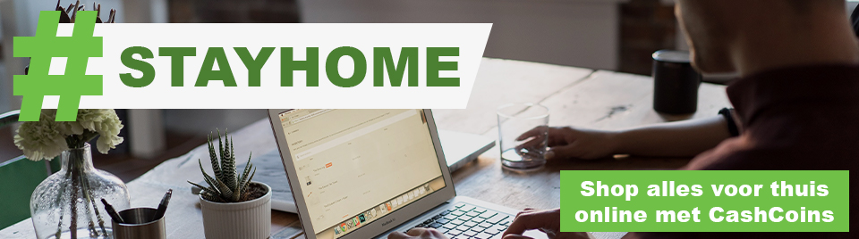 Shop alles wat je thuis nodig hebt online met CashCoins banner-0