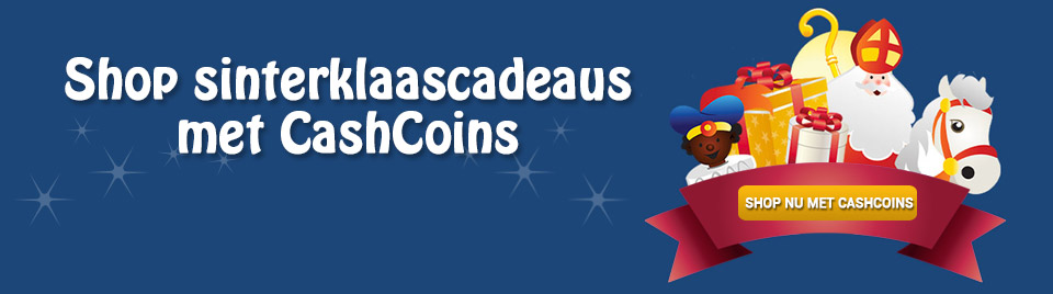 Sinterklaascadeaus met CashCoins banner-0