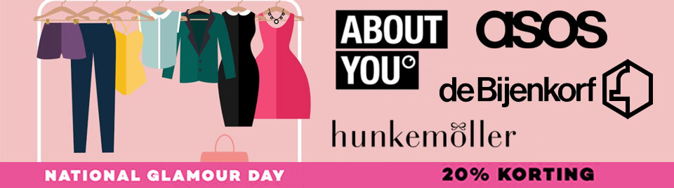 National Glamour Day 2021 banner-0