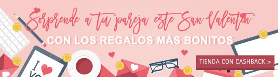 El romanticismo llega a LadyCashback para San Valentín banner-0