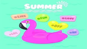 el-flamingo-el-flotador-estrella-del-verano