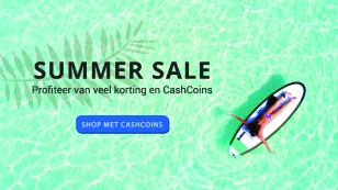 korting-cashcoins-summer-sale