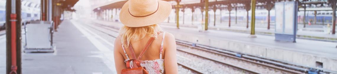 Viaggiare in bus o treno