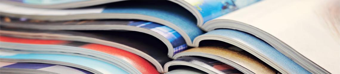 Ukeblader og magasiner