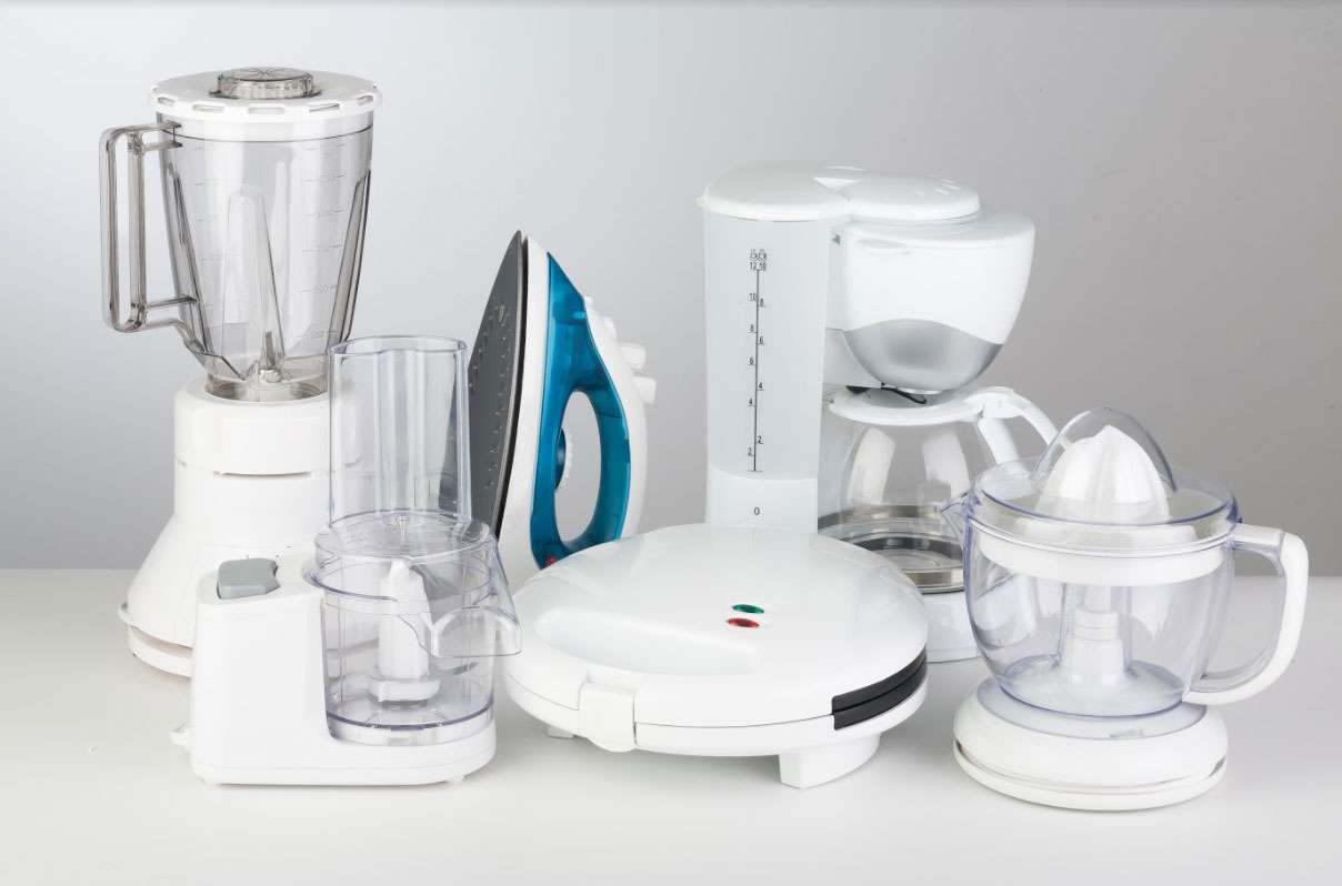 Husholdningsapparater og hvitevarer