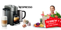 Nespresso Produkttestare