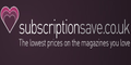 Subscription Save