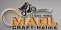 Motorradbekleidung Maedl