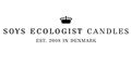 SOYS ECOLOGIST CANDLES