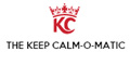 THE KEEP CALM-O-MATIC