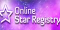 Online Star Registry