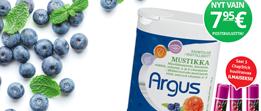 Argus Blueberry