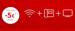 Vodafone (DSL, LTE & TV)
