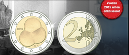 Moneta: 2019 Erikoiseuro