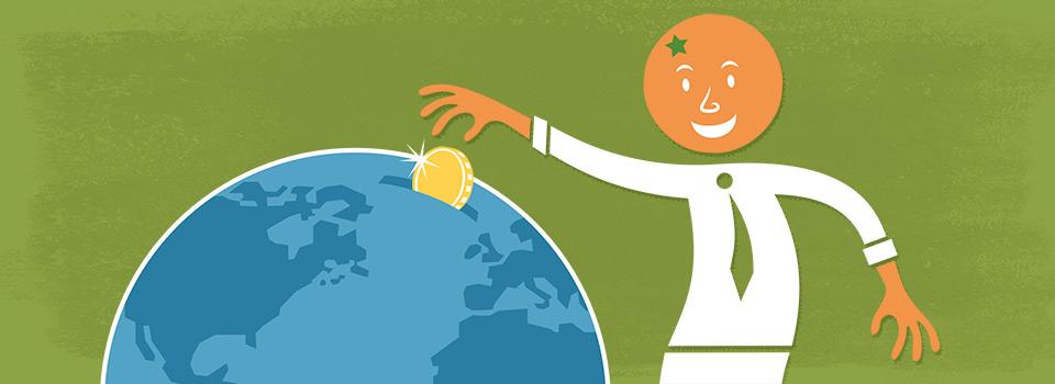 Om Cashbackkorting.nl en Orangebuddies