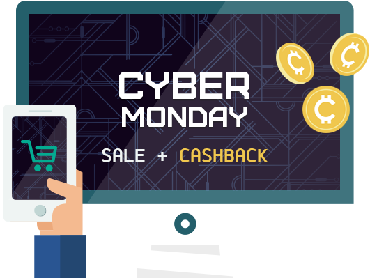 960a95a711e Cyber Monday Cashback 2019 bij ShopBuddies.nl