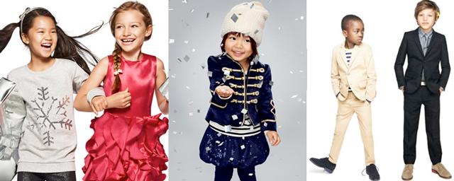 Feestelijke outfits kerst