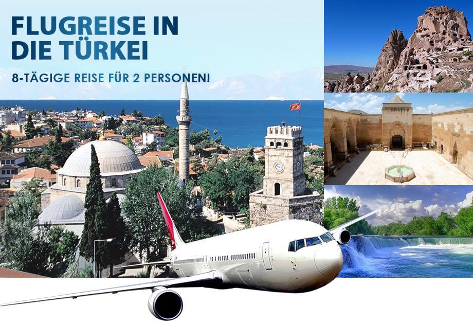 Türkei-Reise