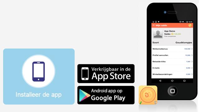 GekkenGoud App
