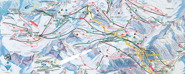 Wintersportvakantie voorbereiding