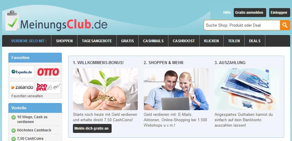meinungsclub-ist-online