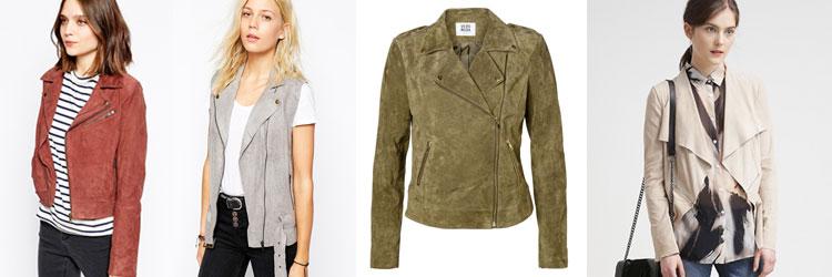 Suède jasjes trend mode